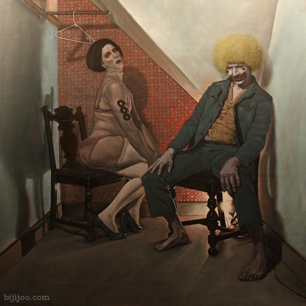 The Clown and the Crossdresser