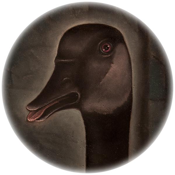 Big Goose Head