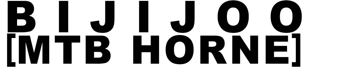 MTB HORNE / BIJIJOO